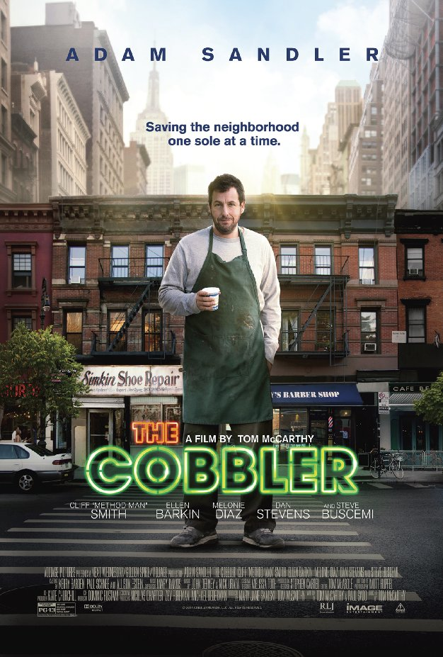 Сапожник / The Cobbler (2014)
