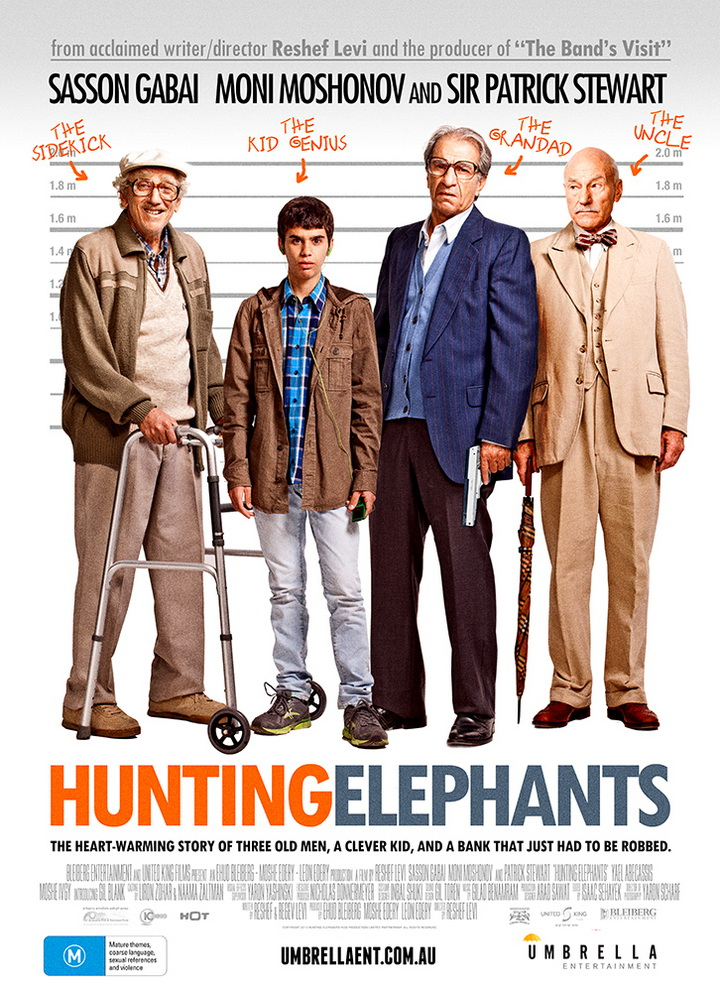 Охота на слонов / Hunting Elephants / Latsud pilim (2013)