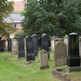 Еврейское кладбище Беттенхаузен в городе Касселе, в земле Гессен