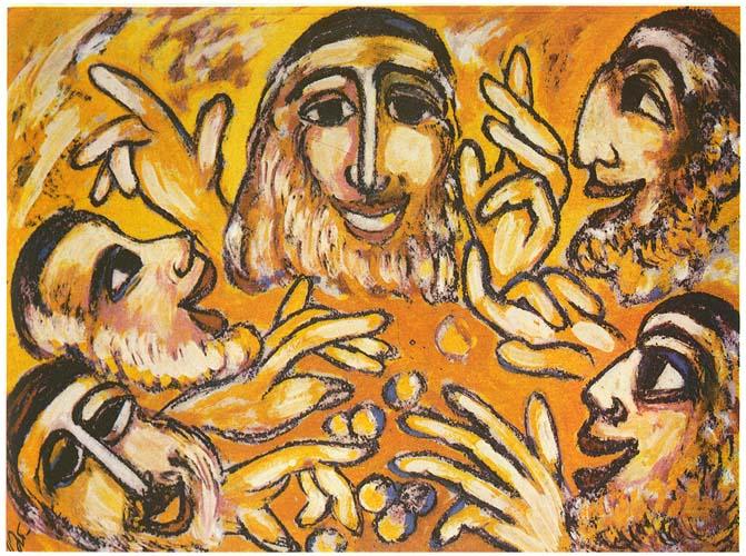 Сколько в синагоге Острополеров