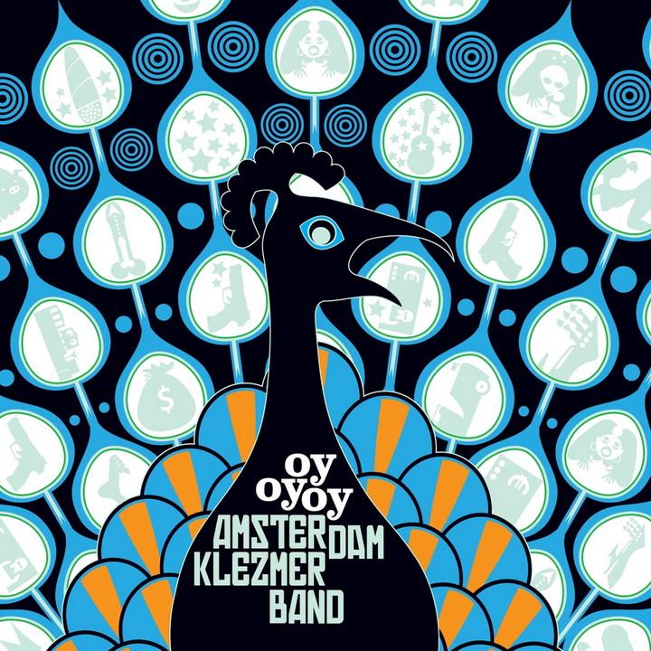 Amsterdam Klezmer Band - Oyoyoy (2016)