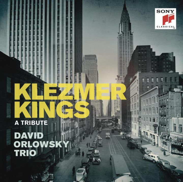David Orlowsky Trio - Klezmer Kings (2014)