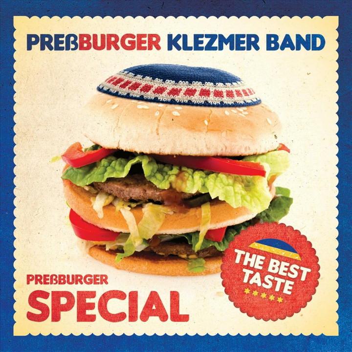 Pressburger Klezmer Band - Preßburger Special (2010)