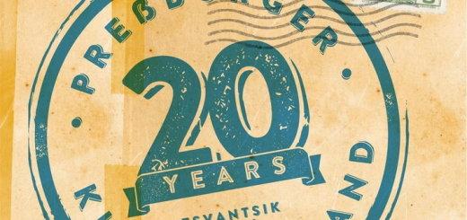 Pressburger Klezmer Band - Tsvantsik Yorn (2015)