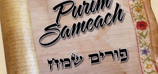 Binyomin Ginzberg Trio - Purim Sameach (2005)
