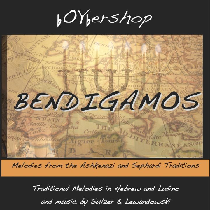 Boybershop - Bendigamos (2015)