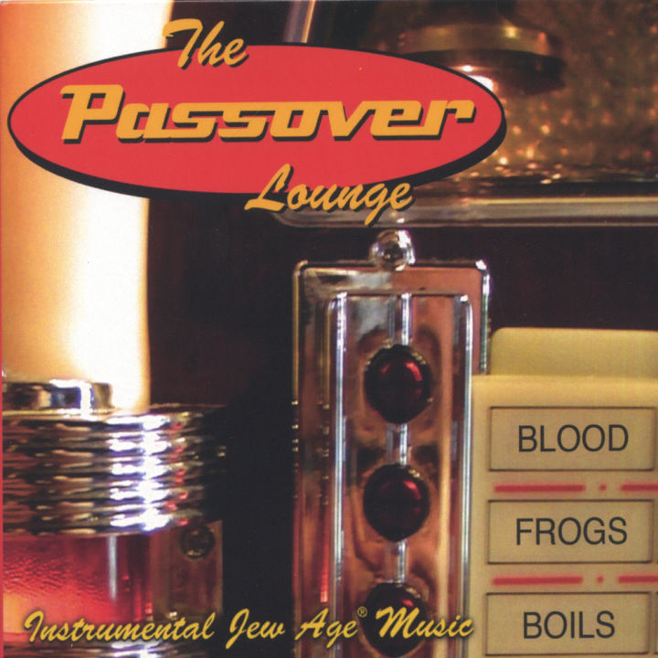 Craig Taubman - The Passover Lounge (Instrumental Jew Age Music) (2006)