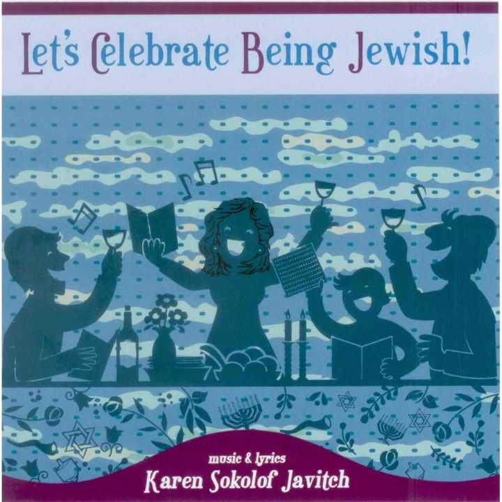 Karen Sokolof Javitch - Let's Celebrate Being Jewish! (2016)