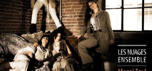 Les Nuages Ensemble - Mazel Tov! Musica klezmer al femminile (2015)