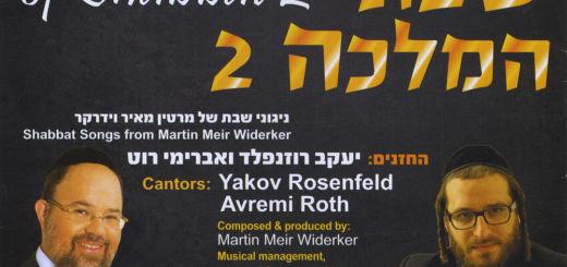 Martin Meir Widerker - The Queen of Shabbat 2 (2015)