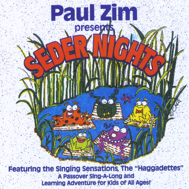 Paul Zim - Seder Nights (1997)