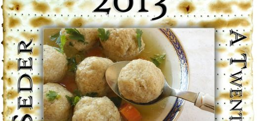 The Macaroons - Passover 2013: A Twenty-First Century Seder (2013)