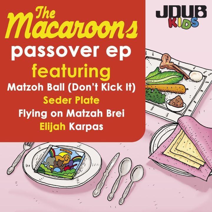 The Macaroons - Passover EP (2009)