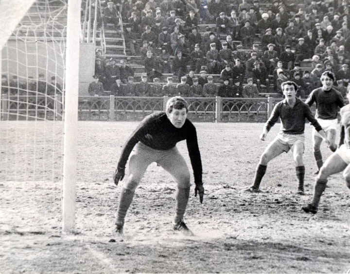 в составе одесского СКА 1973г