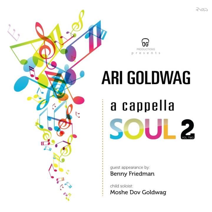 Ari Goldwag - A Cappella Soul 2 (2014)