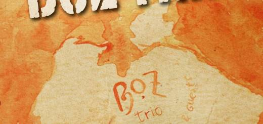 Boz Trio - Boz Trip (2015)