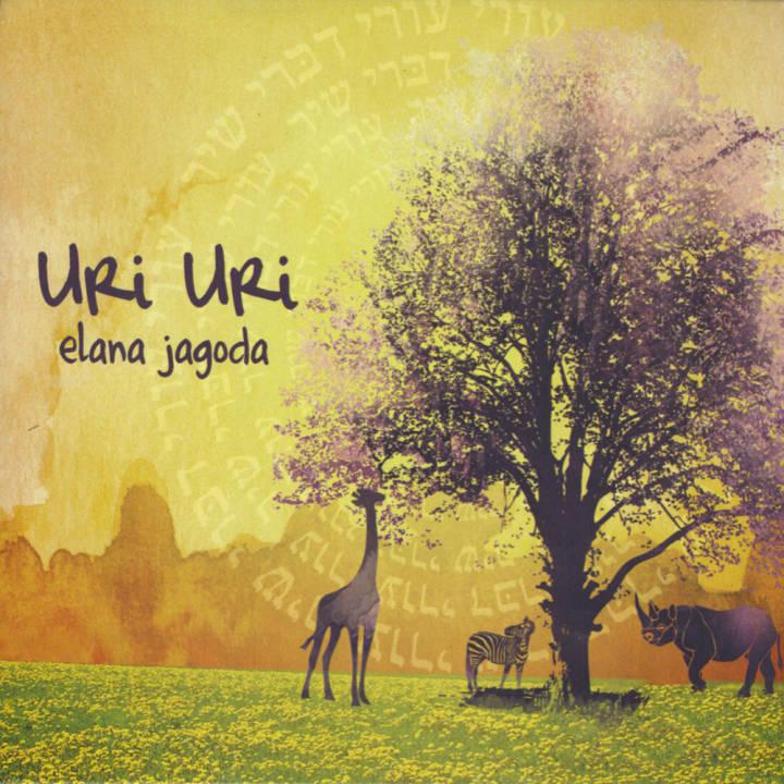 Elana Jagoda - Uri Uri (2010)