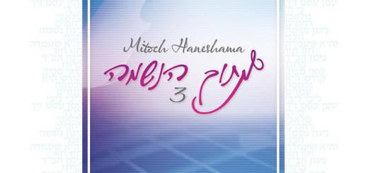 Moshe Laufer - Mitoch Haneshama 3 (2012)