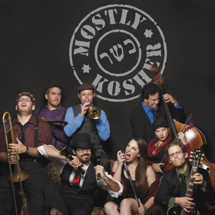 Mostly Kosher - Mostly Kosher (2014)