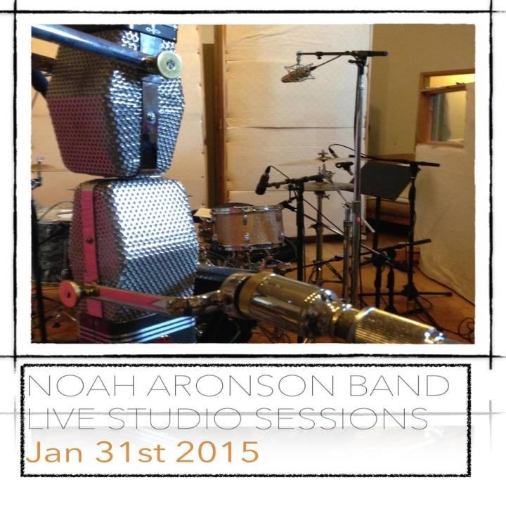Noah Aronson - Live Studio Sessions (2015)