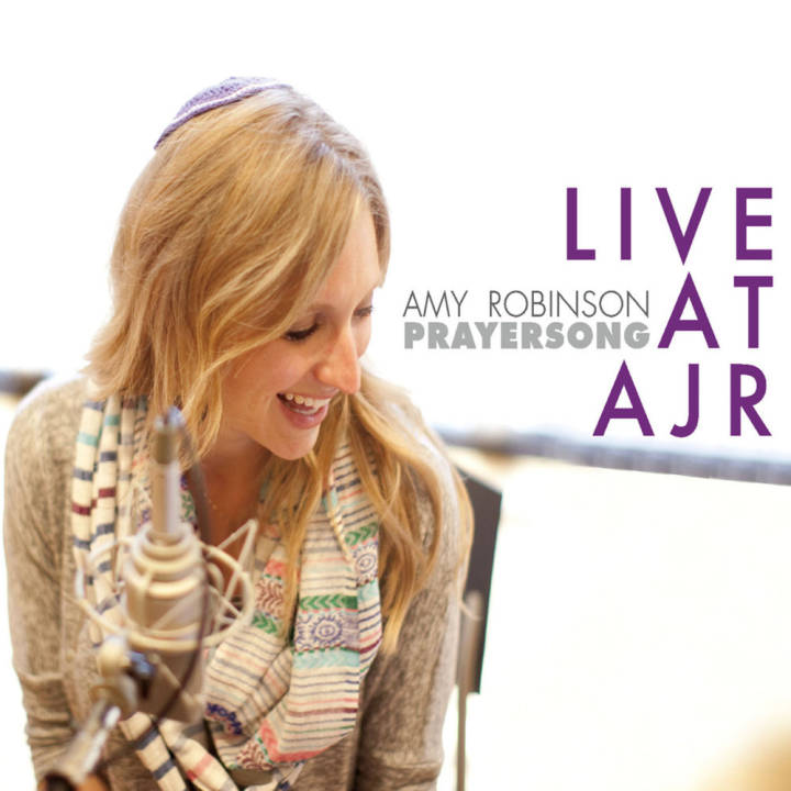 Amy Robinson - Live At Academy for Jewish Religion (2013)