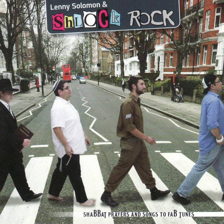 Lenny Solomon and Shlock Rock - A Shabbat in Liverpool (2011)