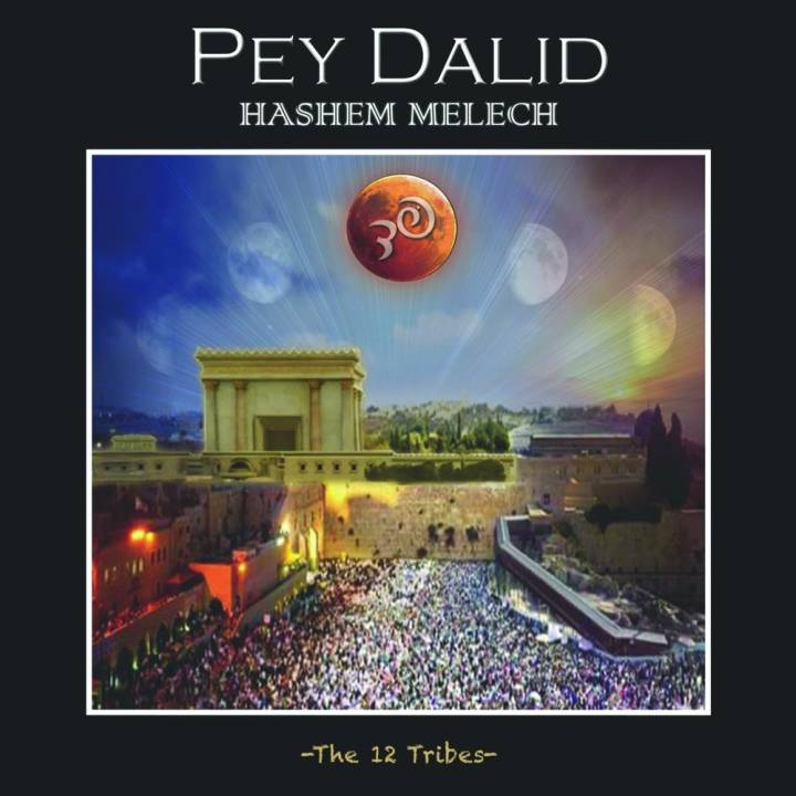 Pey Dalid - Hashem Melech: The 12 Tribes (2016)
