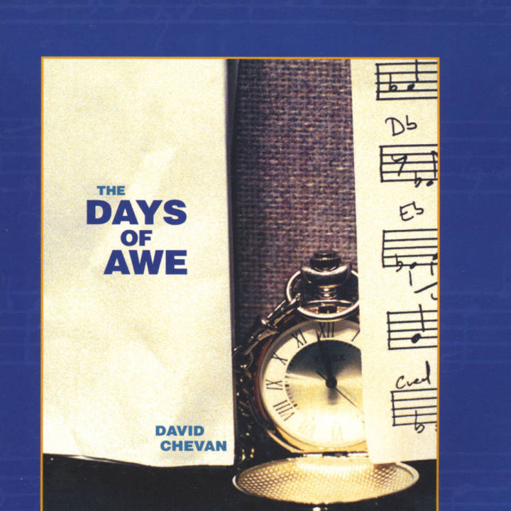David Chevan with Frank London and the Afro-Semitic Experience - The Days of Awe: Meditations for Selichot, Rosh Hashanah, and Yom Kippur (2003)