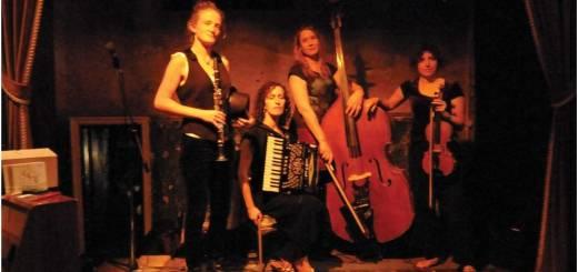 London Klezmer Quartet - To the Tavern (2016)