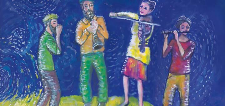 Margalit Jakob - I Will Sing out in Joy (2016)