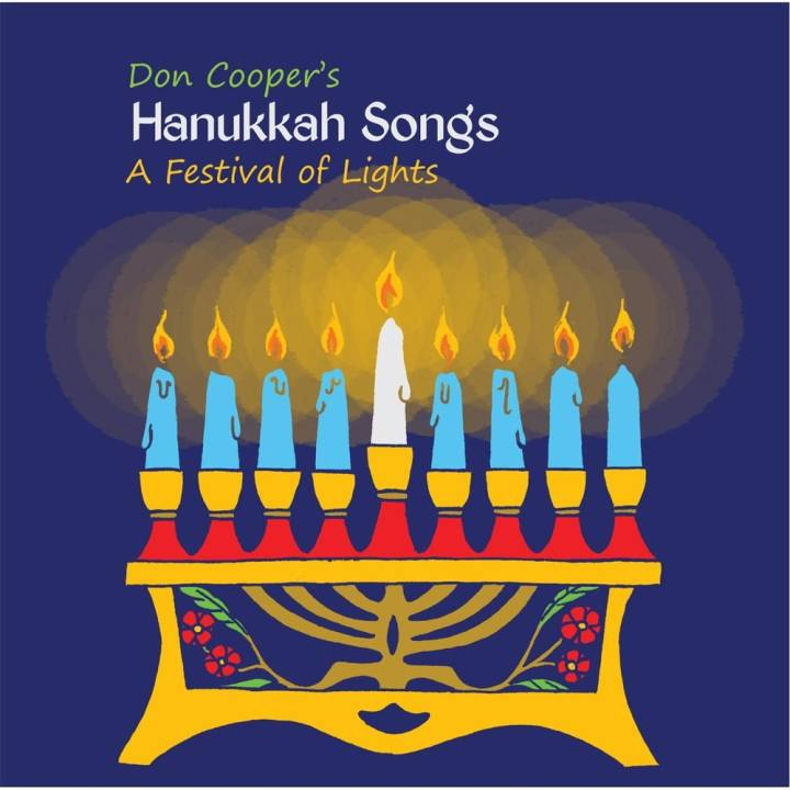 Don Cooper - Hanukkah Songs (2012)