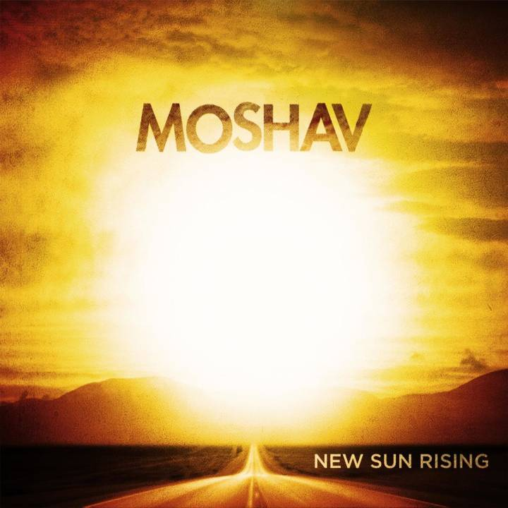 Moshav - New Sun Rising (2014)