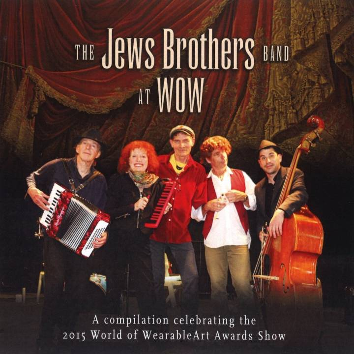 The Jews Brothers Band - At WOW (2015)