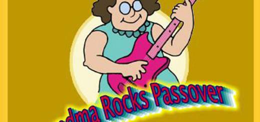 Elissa Oppenheim Schreiner & Sunnie Miller - Grandma Rocks Passover (2010)