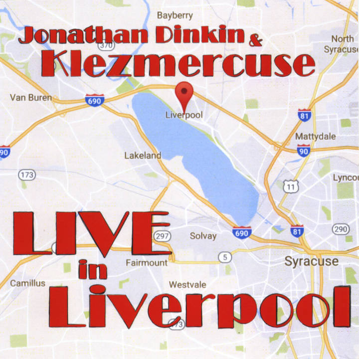 Jonathan Dinkin & Klezmercuse - Live in Liverpool (2016)
