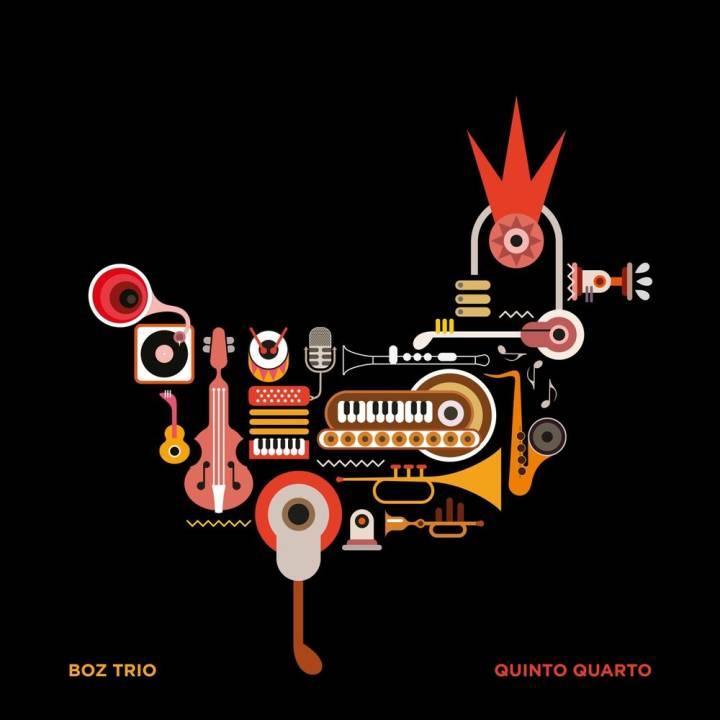 Boz Trio - Quinto Quarto (2017)