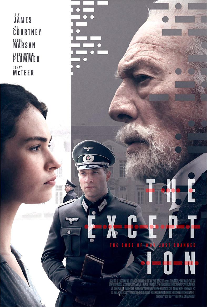Исключение / The Exception (2016)