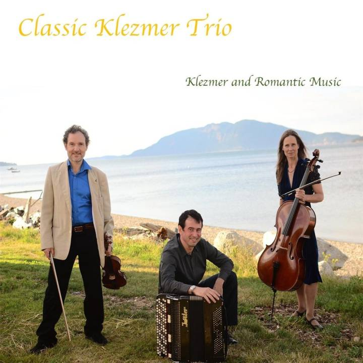 Classic Klezmer Trio - Klezmer and Romantic Music (2017)