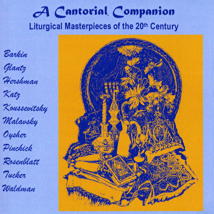 A Cantorial Companion (2017)