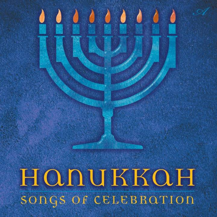 Jeff Wolpert - Hanukkah Songs of Celebration (2013)