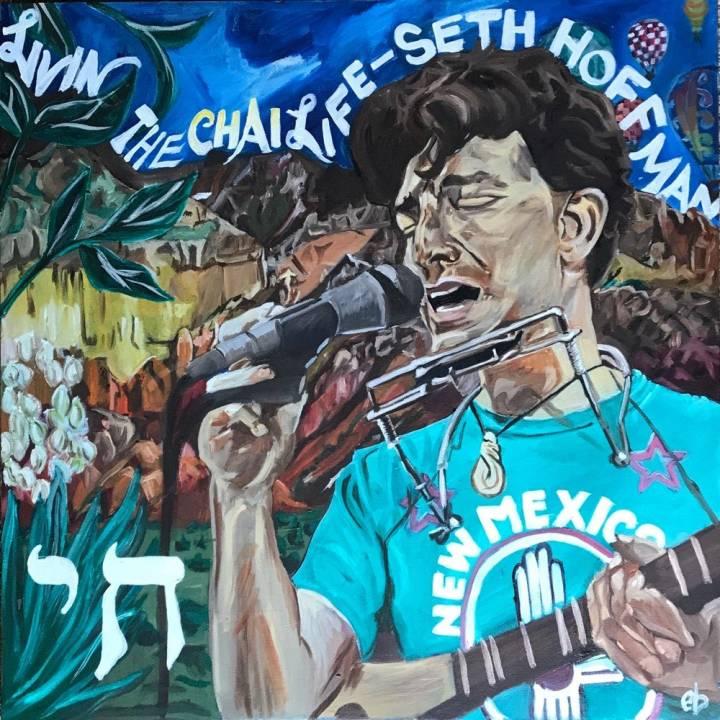 Seth Hoffman - Livin' the Chai Life (2017)