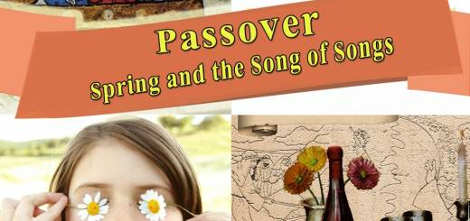 Passover, Spring and the Song of Songs (2016)