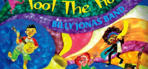 Billy Jonas Band - Toot the Horn! (2017)