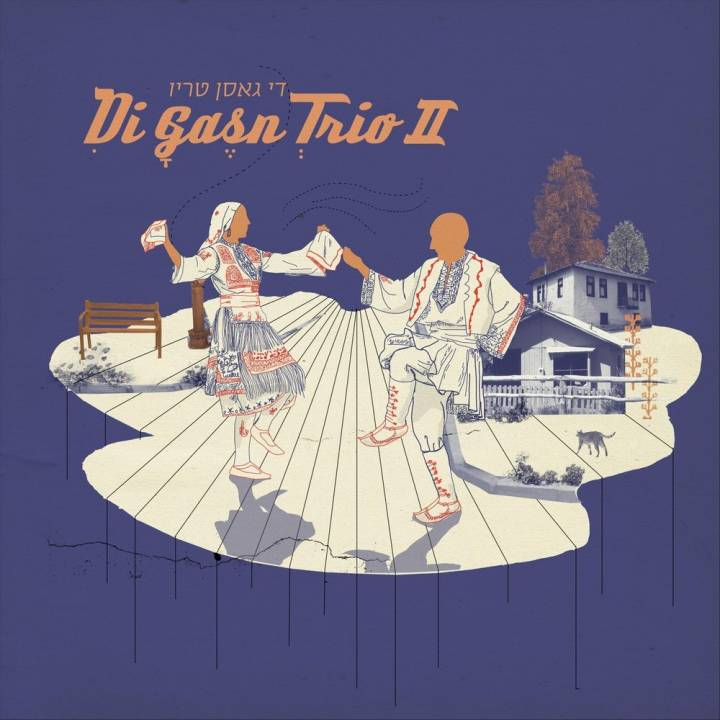 Di Gasn Trio - Di Gasn Trio 2 (2018)
