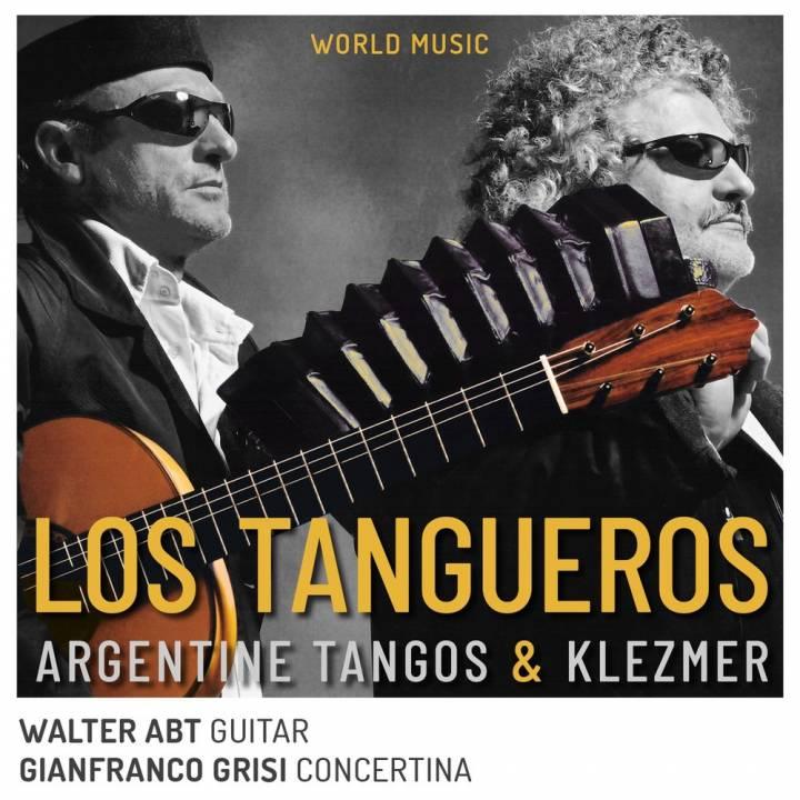 Walter Abt, Gianfranco Grisi - Los Tangueros: Argentine Tangos & Klezmer (2018)