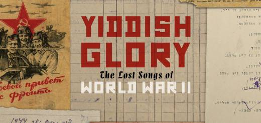 Yiddish Glory - The Lost Songs of World War II (2018)