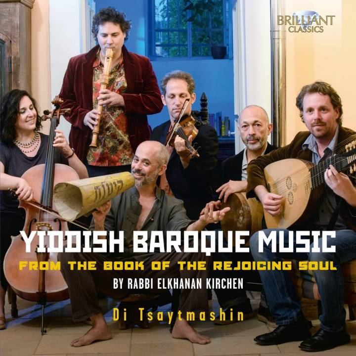 Di Tsaytmashin - Yiddish Baroque Music (2016)