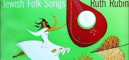 Ruth Rubin - Jewish Folk Songs (1959)