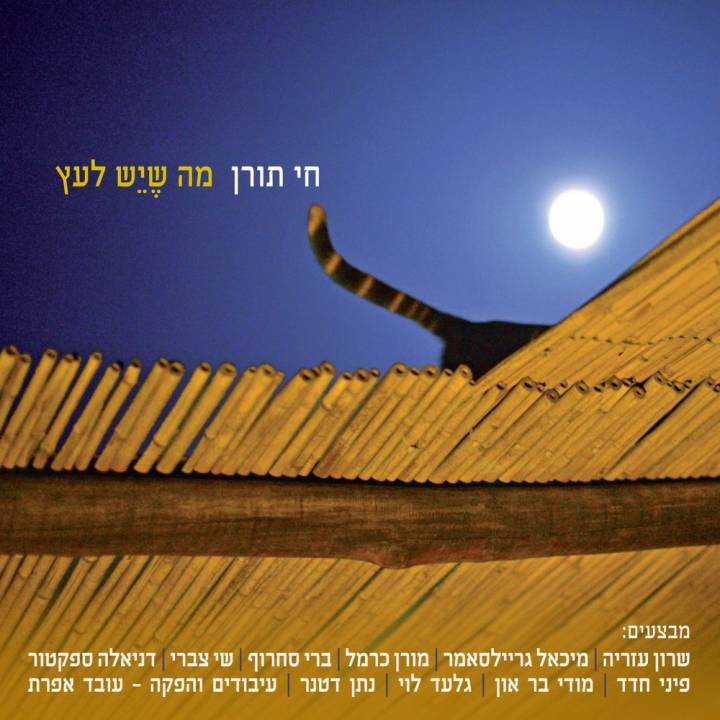 Chai Toren - Ma Sheyesh La'etz (2017)