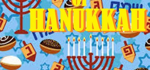 8 Days of HANUKKAH (2017)